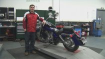 Basic motorcycle repair and maintenance