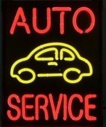 Saving money when going to the auto repair shop