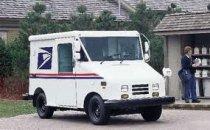 Purchasing a postal van or truck