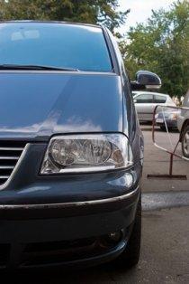 Cleaning vans