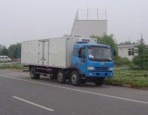 Vendita di un furgone carico