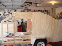 Building a travel trailer