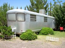 Purchasing a vintage travel trailer