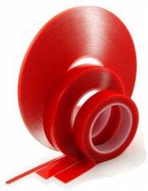 Waar kan acryl foam tape worden gebruikt