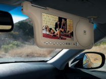 Car DVD player – the best solution for traveling