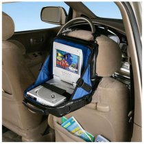 Portable car DVD player