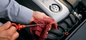 Ölwechsel – Volkswagen 2.0 engine