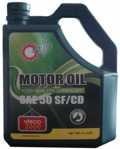 Learn what are the classifications of engine oil