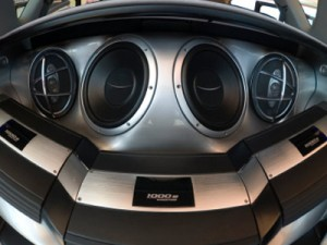 Choose the stereo system that fits your car