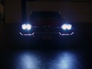 Choose between the 3 types of headlight bulbs.