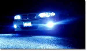 The legality of HID kits and Xenon bulbs