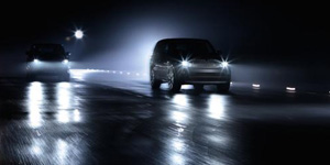 The advantages of xenon headlights