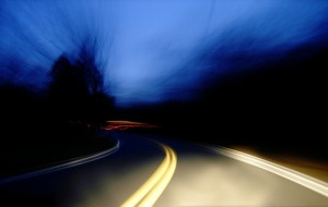 Learn to increase your car's night visibility