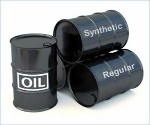 Properties of synthetic oil