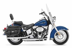Justera softail broms