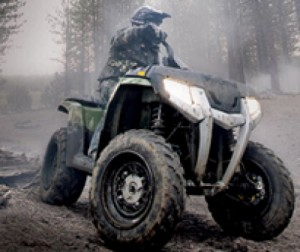 Remove the air from your ATV brake lines