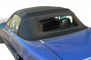 Devrait-il être un cabriolet en toile ou en vinyle convertibles?