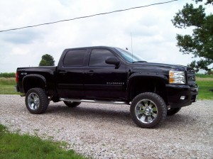 Leer uw vrachtwagen spatborden aan te passen