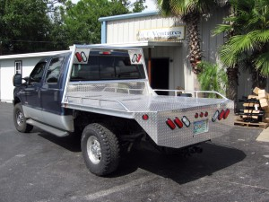 Custom truck bodies