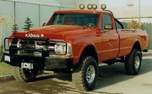Läs om anpassade lastbilar
