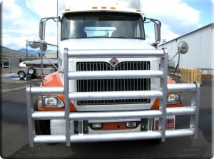 Learn about truck grille guards and tool boxes