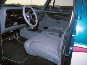 Customize your trucks interior