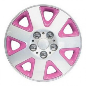 A new color for car accessories – pink!